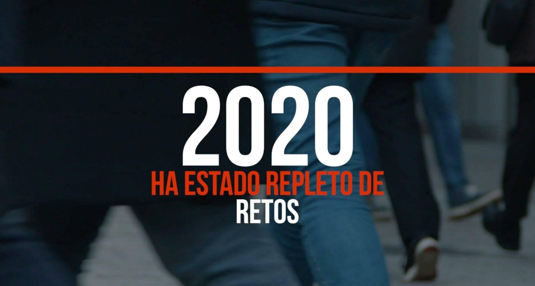Los logros del 2020; nuestro año en imágenes.
